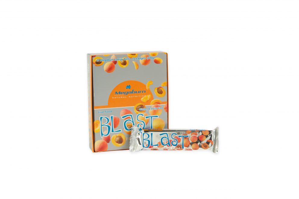 Blast- Apricot Nut