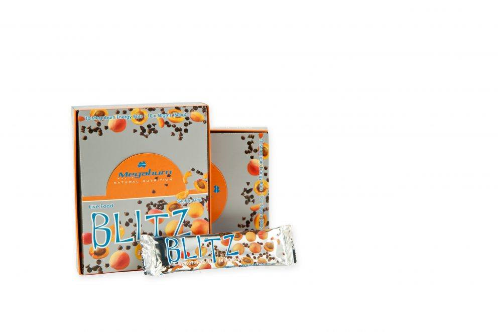Blitz- Choc Apricot